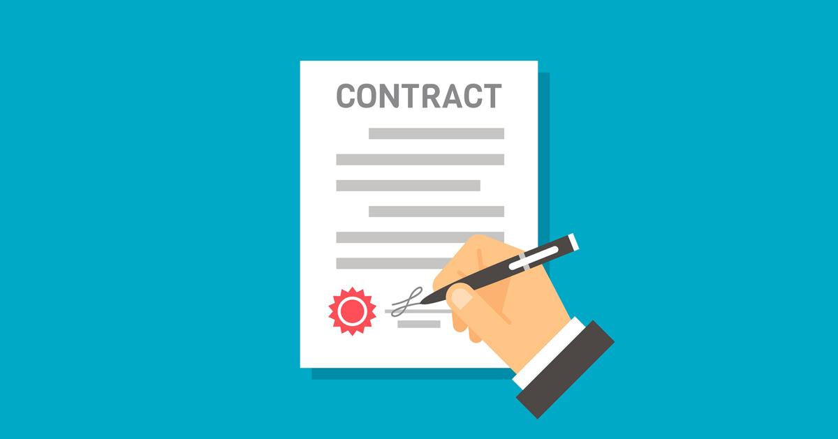 Как составлять договор на предоставление SMM услуг